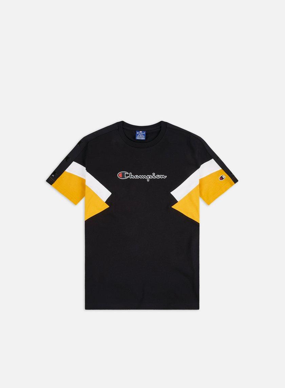 Champion Colorblock Printed Logo T-shirt