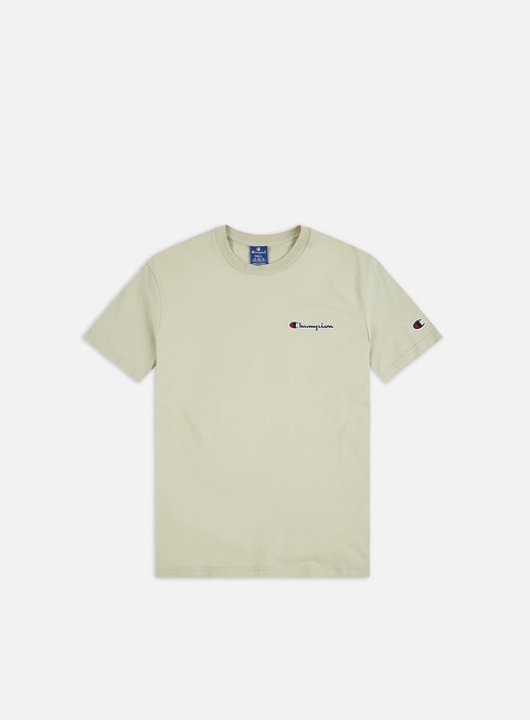 Outlet e Saldi T-shirt a Manica Corta Champion Embroidered Logo T-shirt