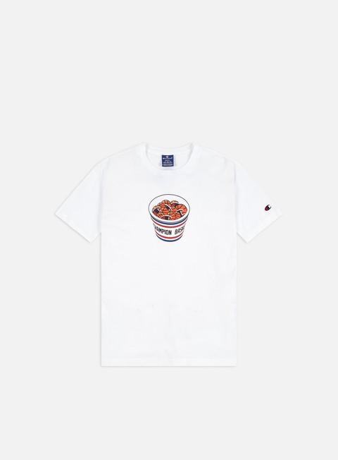 Short Sleeve T-shirts Champion Food Graphics T-shirt