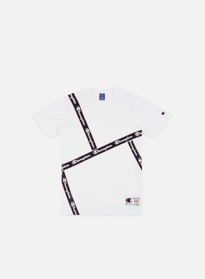 Champion Front Taped T-shirt
