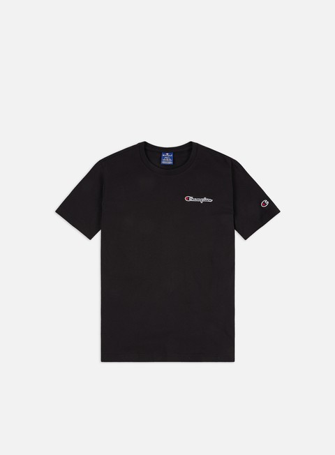 Champion Logo Chest Embroidery T-shirt