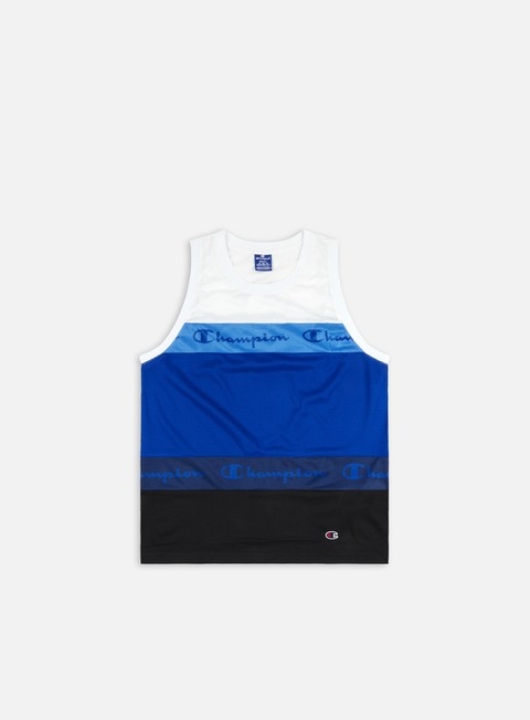 Tank Top Champion Mesh Colorblock Tank Top