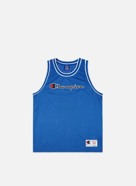 Outlet e Saldi Canotte Champion Mesh Tank Top