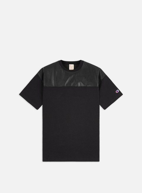 Sale Outlet Short Sleeve T-shirts Champion Poly Upper Insert T-shirt