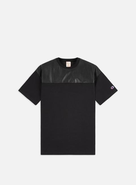 Short Sleeve T-shirts Champion Poly Upper Insert T-shirt