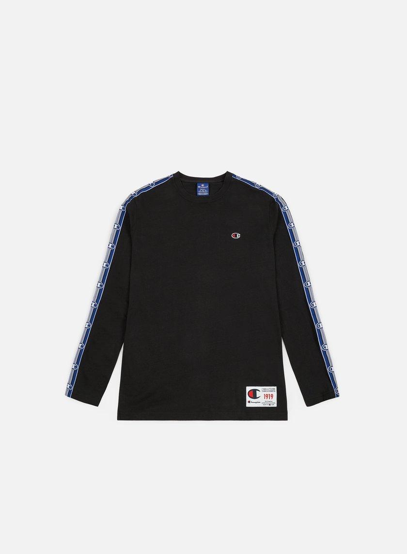 bc9868a1 CHAMPION Pro Jersey LS T-shirt € 32 Long Sleeve T-shirts | Graffitishop