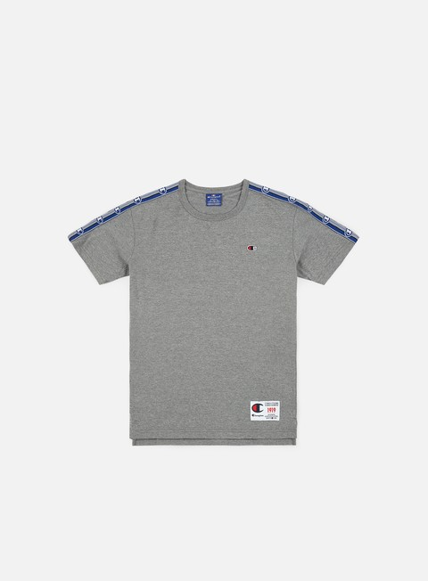 t shirt champion pro jersey t shirt grey melange medium