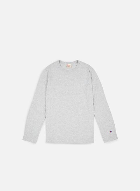 Basic T-shirts Champion Reverse Weave LS T-shirt