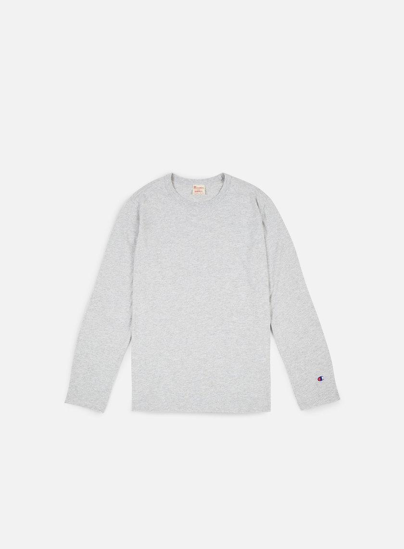 ae102234 CHAMPION Reverse Weave LS T-shirt € 12 Long Sleeve T-shirts ...