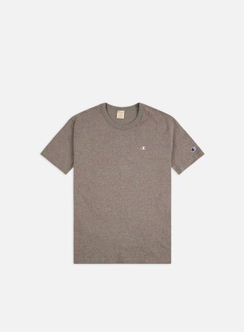 T-shirt a Manica Corta Champion Reverse Weave Melange T-shirt