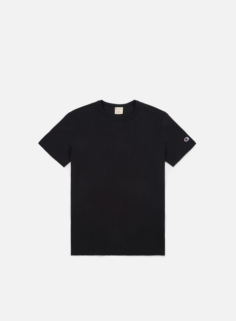 t shirt champion reverse weave t shirt black