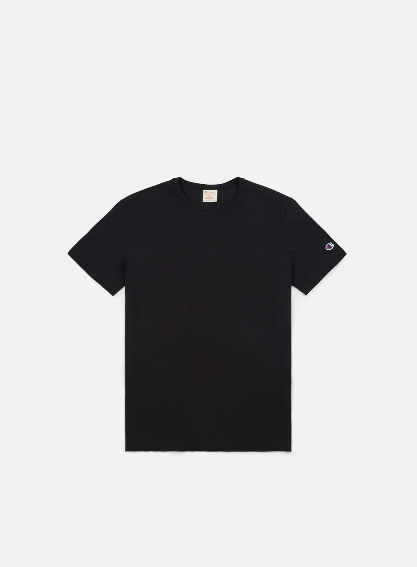 Champion - Reverse Weave T-shirt, Black