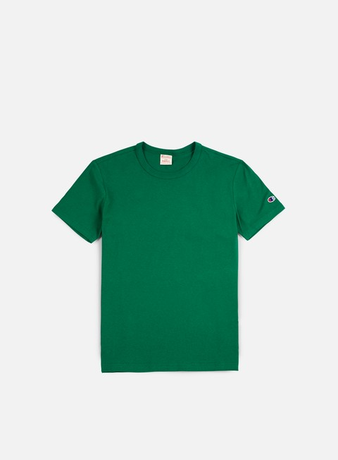 t shirt champion reverse weave t shirt green