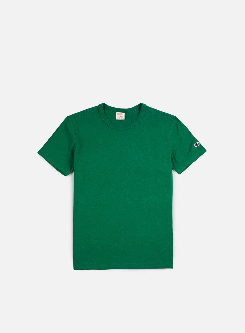 Champion - Reverse Weave T-shirt, Green