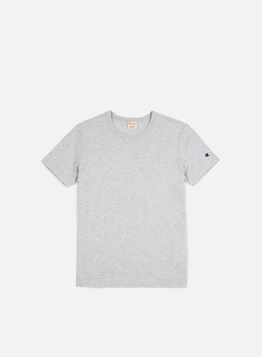 Champion - Reverse Weave T-shirt, Heather Grey