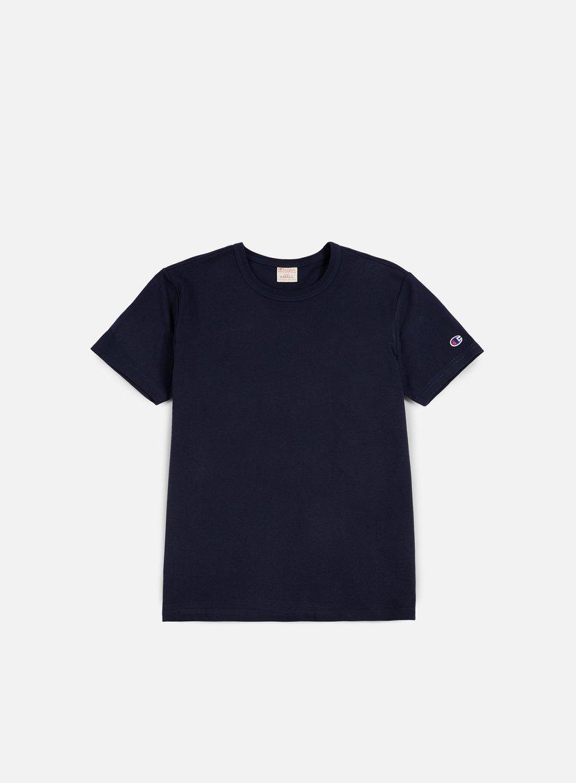 Champion - Reverse Weave T-shirt, Navy