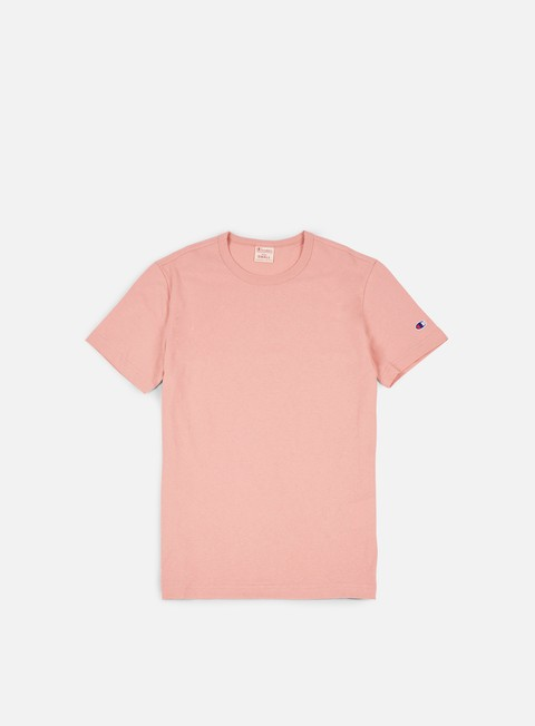 t shirt champion reverse weave t shirt rose