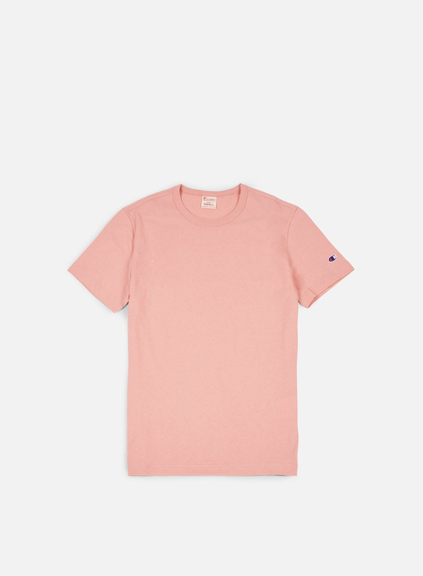 Champion - Reverse Weave T-shirt, Rose