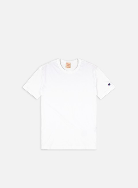 t shirt champion reverse weave t shirt white