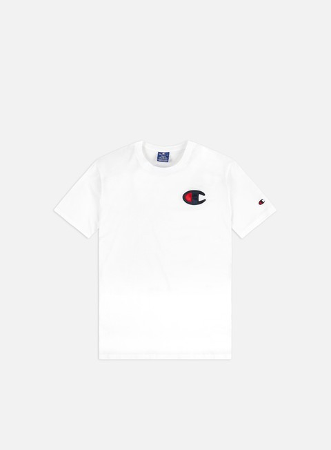 Logo T-shirts Champion Satin C Logo T-shirt