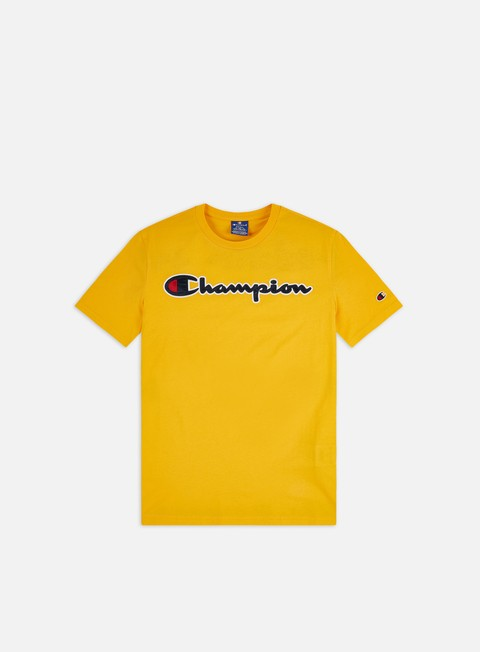 Champion Satin Script Logo T-shirt