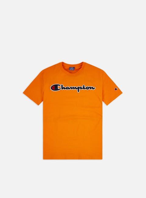 Outlet e Saldi T-shirt a Manica Corta Champion Satin Script Logo T-shirt