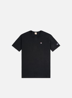 Champion - Small C Logo T-shirt, Black