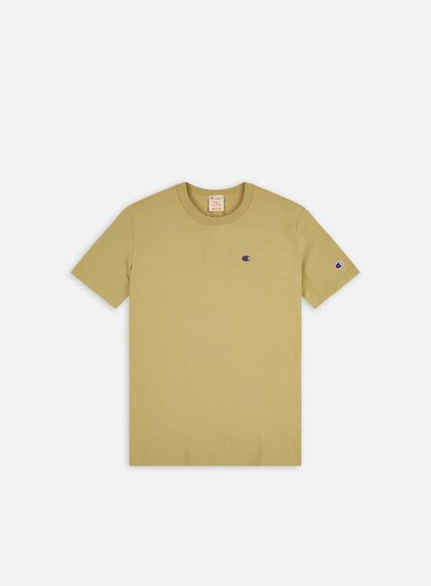Short Sleeve T-shirts Champion Small C Logo T-shirt