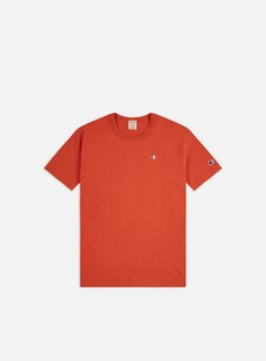 Champion - Small C Logo T-shirt, Orange