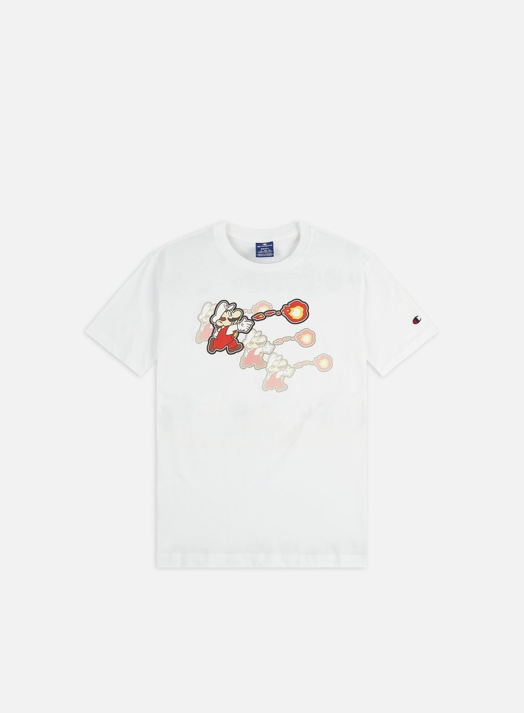 Champion Super Mario Bros T-shirt
