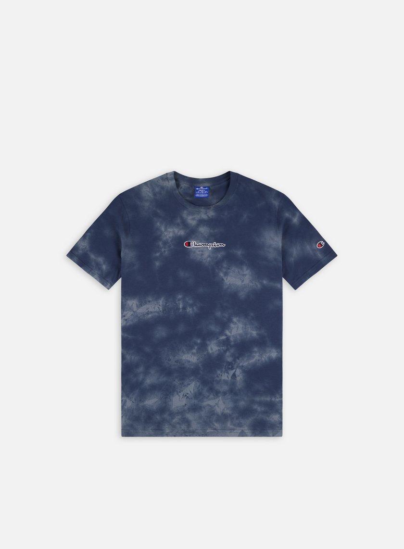 Champion Tie Dye Logo T-shirt