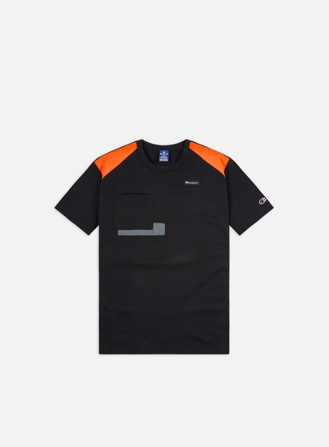Short Sleeve T-shirts Champion Trade Rochester Pocket T-shirt