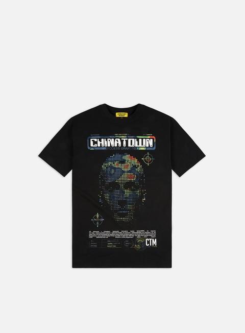 Sale Outlet Short Sleeve T-shirts Chinatown Market Ai T-shirt