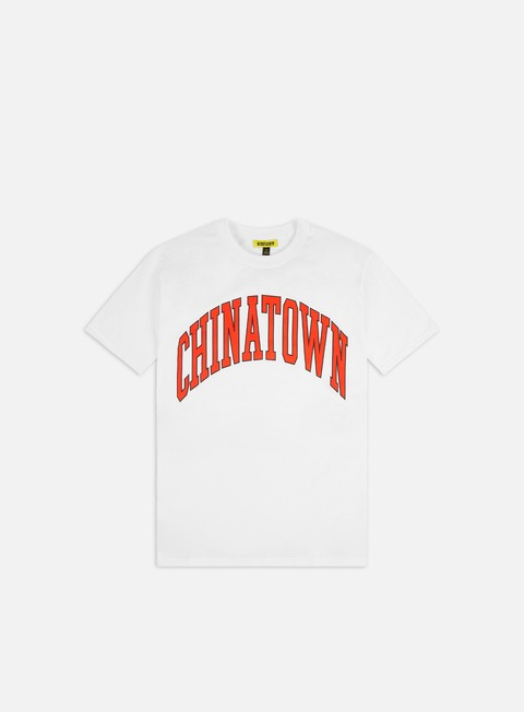 T-shirt a manica corta Chinatown Market Arc T-shirt