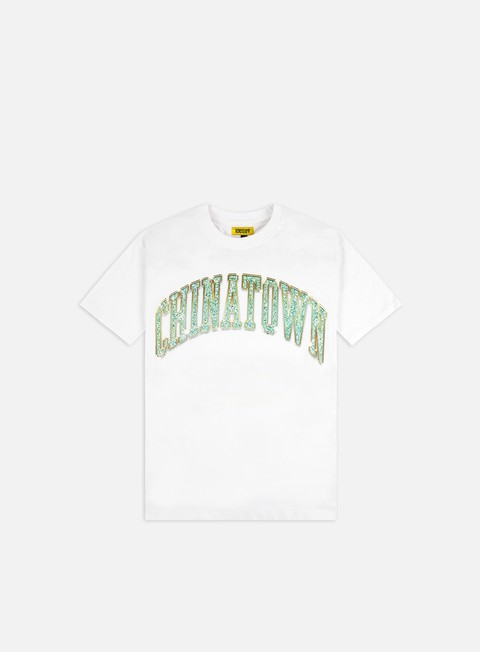 Short Sleeve T-shirts Chinatown Market Bling Arc T-shirt