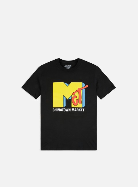 T-shirt a manica corta Chinatown Market CTM TV T-shirt