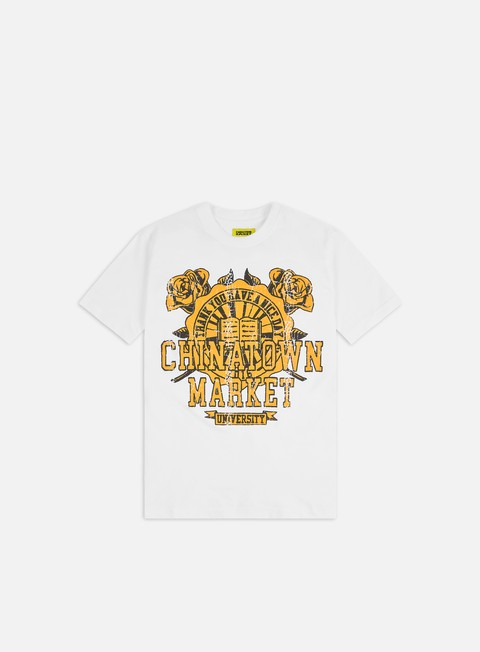 Short Sleeve T-shirts Chinatown Market CTM University T-shirt