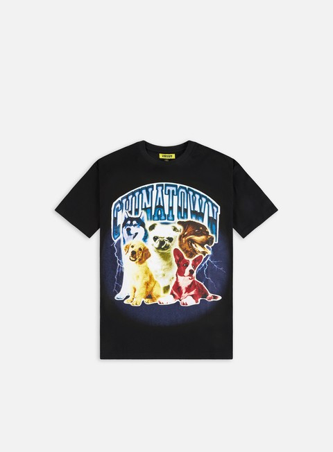 Short sleeve T-shirts Chinatown Market Dawg Lightning Arc T-Shirt