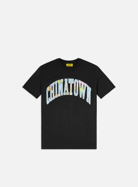 Sale Outlet Short Sleeve T-shirts Chinatown Market Globe Arc 2.0 T-shirt