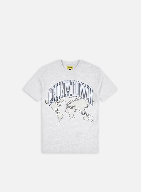 T-shirt a Manica Corta Chinatown Market Globe UV Arc T-shirt