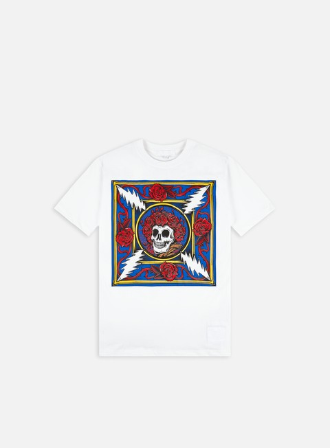 Chinatown Market Grateful Dead Border Sewn Bandana T-shirt