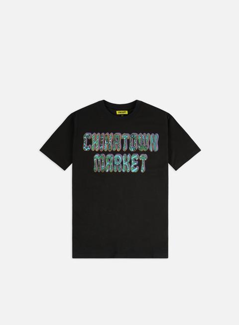 T-shirt a Manica Corta Chinatown Market Hippie T-shirt