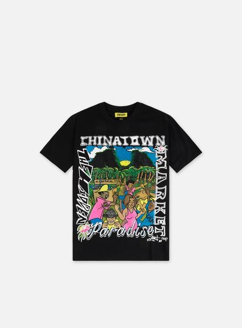 Short sleeve T-shirts Chinatown Market Mad Riddim T-Shirt