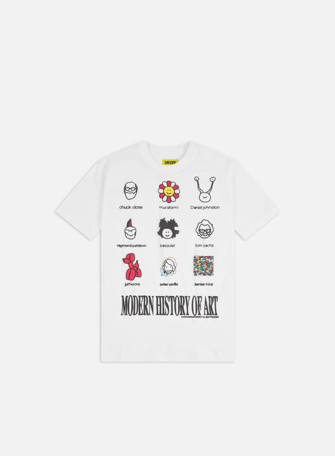 Short Sleeve T-shirts Chinatown Market Modern Art T-shirt