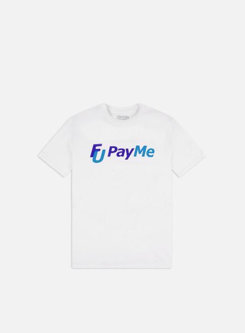 Short Sleeve T-shirts Chinatown Market Pay Up T-shirt