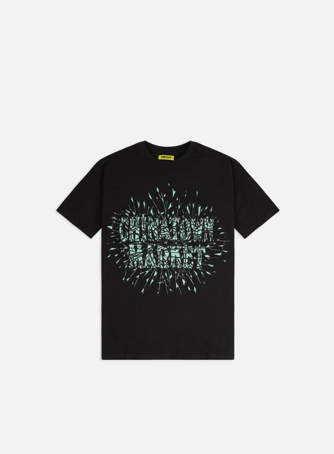 Short Sleeve T-shirts Chinatown Market Shattered CTM T-shirt