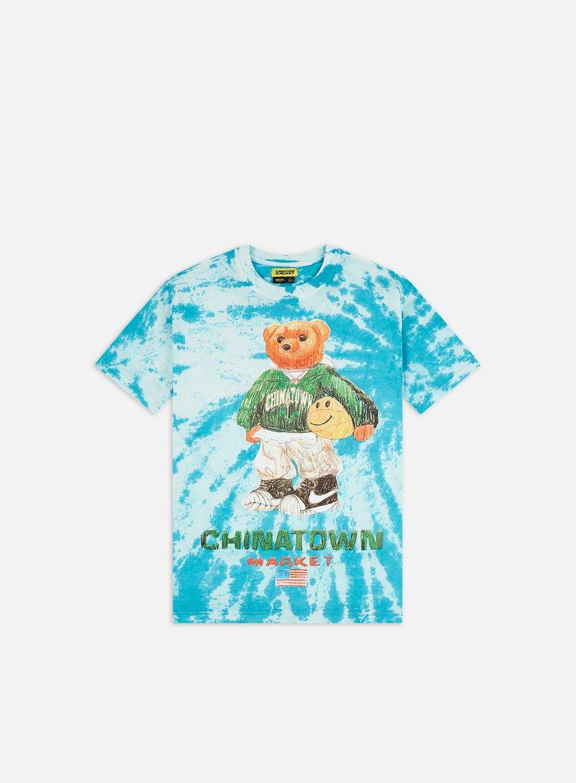 Chinatown Market Sketch Basketball Bear T-shirt