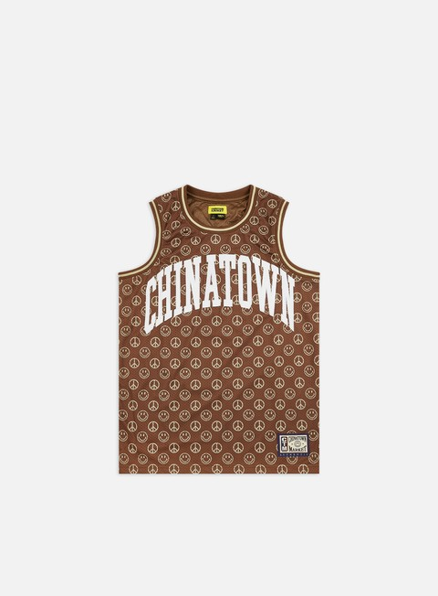 Canotte da Basket Chinatown Market Smiley Cabana Basketball Jersey