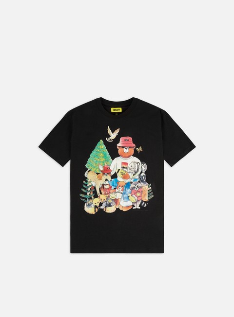 Short Sleeve T-shirts Chinatown Market Smiley Friends T-shirt