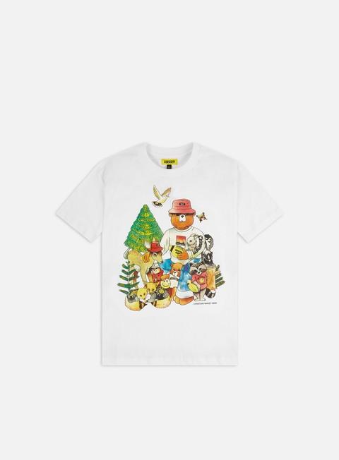 T-shirt a Manica Corta Chinatown Market Smiley Friends T-shirt
